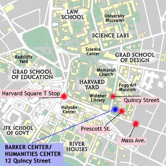 Map 2004 | The English Institute